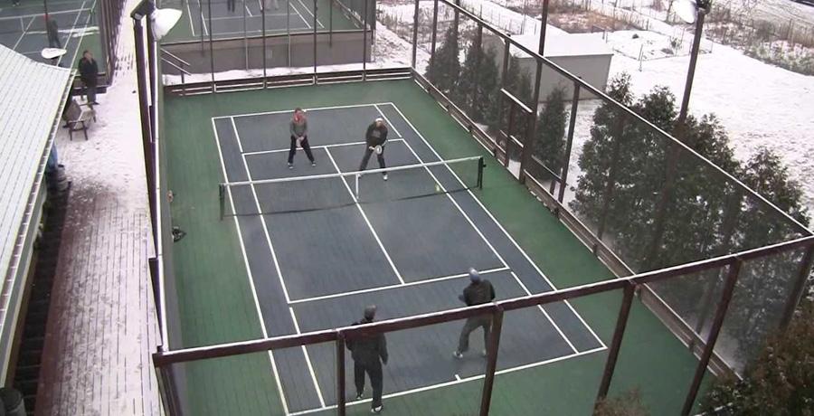 Platform Tennis Court Cost